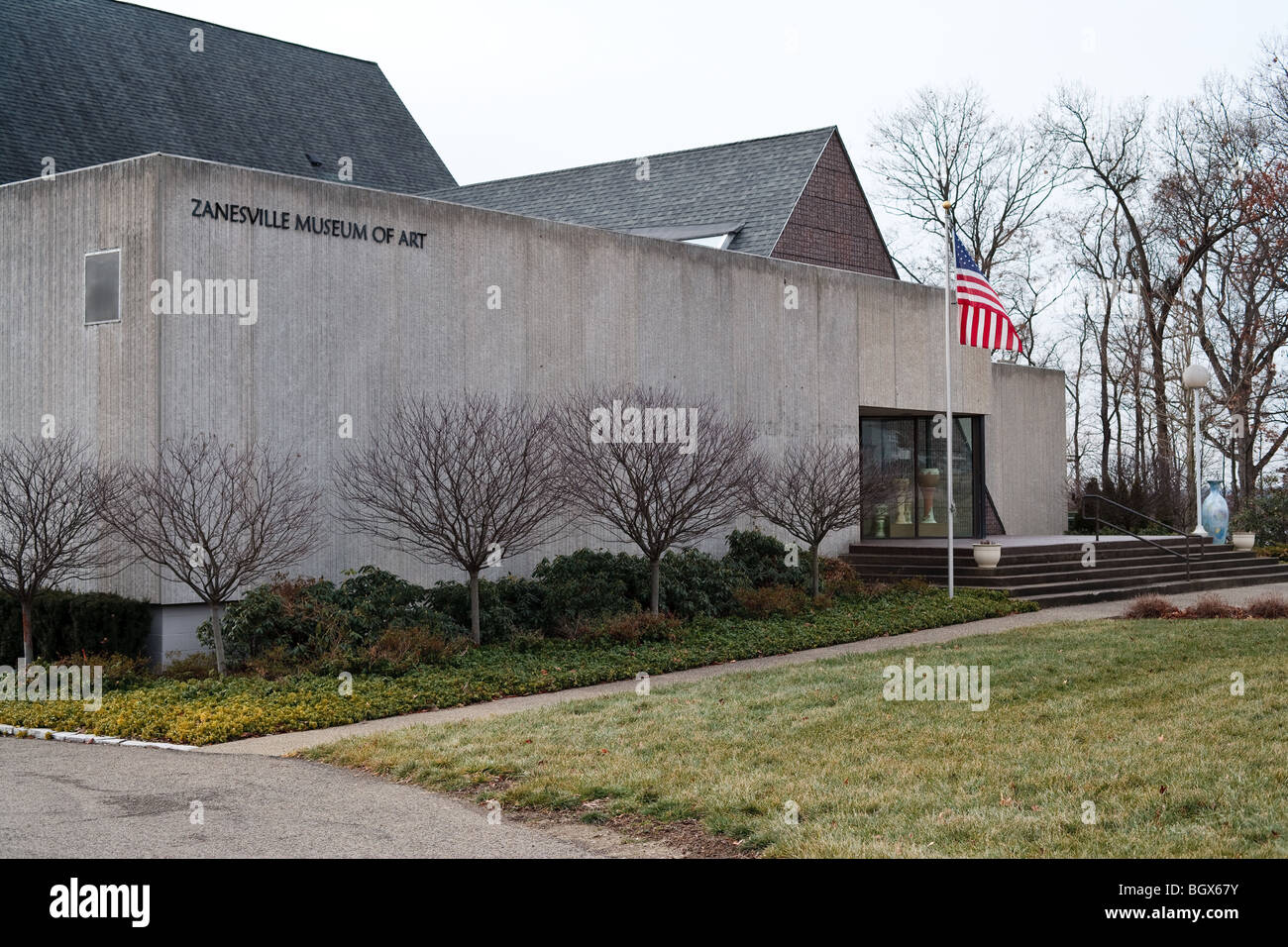 Zanesville Museum Of Art Stock Photo 27620543 Alamy