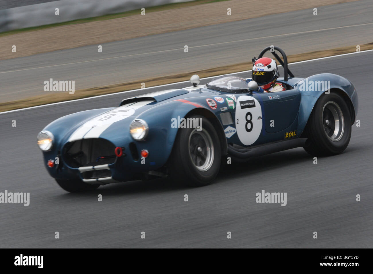 Oak Fields Automobil Club S 1965 Shelby Cobra Le Mans