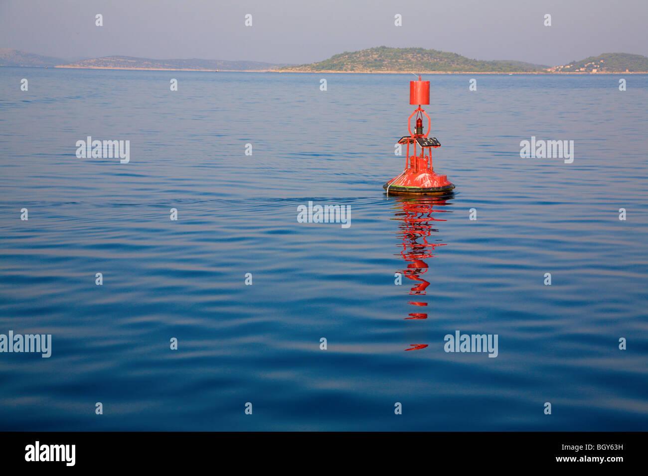 Buoy - Stock Image