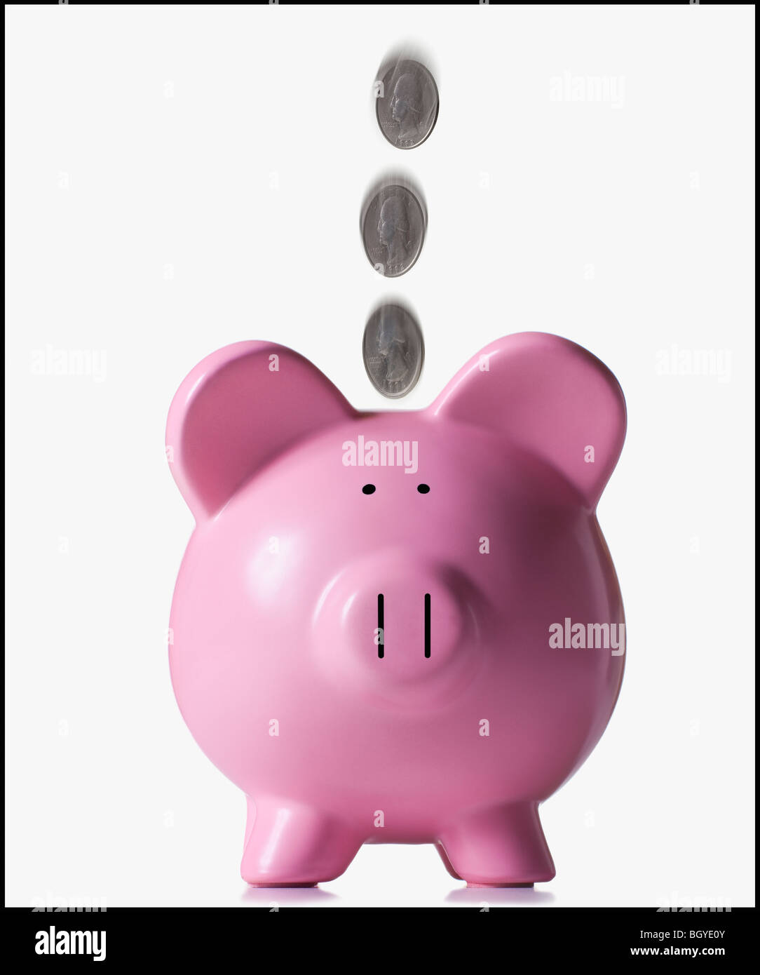Piggybank - Stock Image