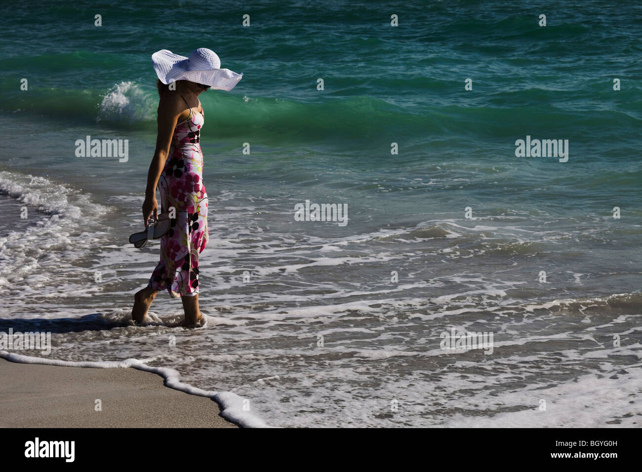 Wearing Sun Hats Hat For Protection Stock Photos   Wearing Sun Hats ... e6f77f1980a