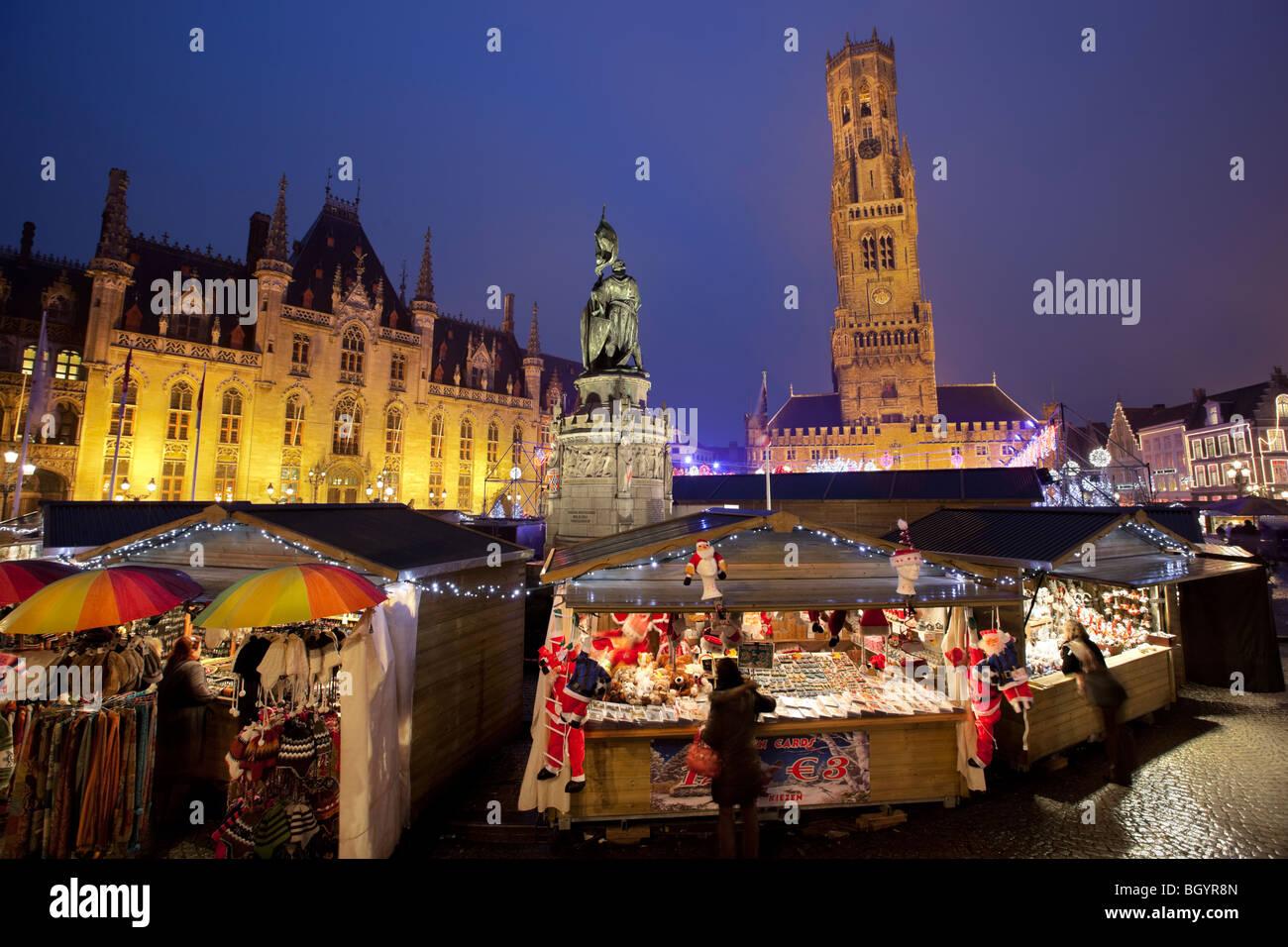 Bruges Christmas Market 2019.Bruges Christmas Market Stock Photos Bruges Christmas