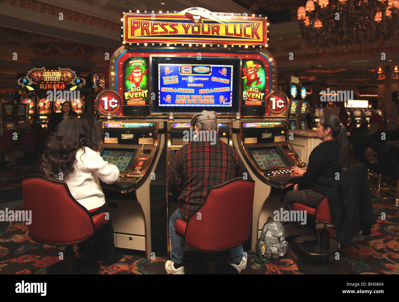 Safest casino games online usa players