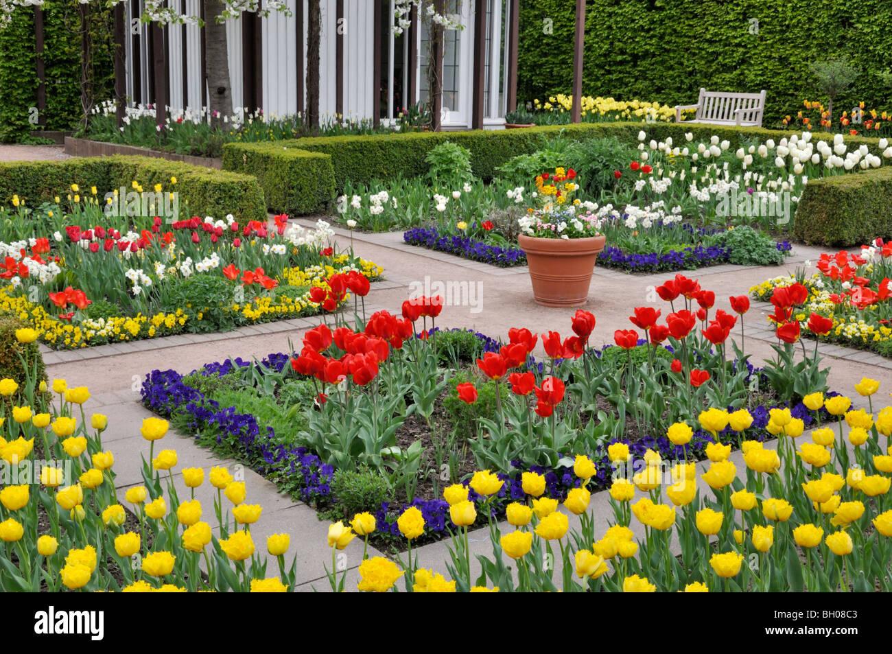 16b883acb4276b Tulip garden
