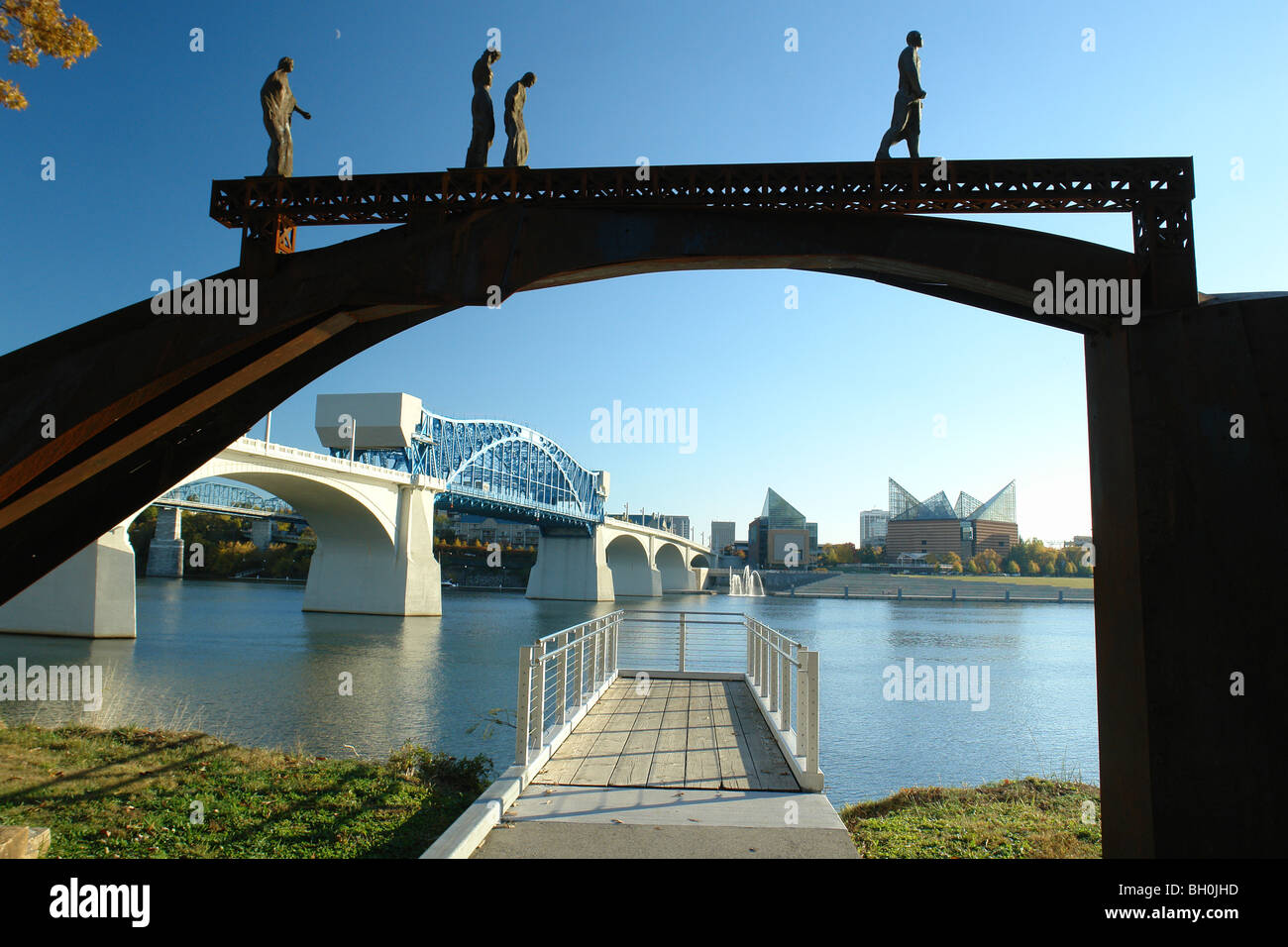 Chattanooga, TN, Tennessee, Tennessee River, Cherokee