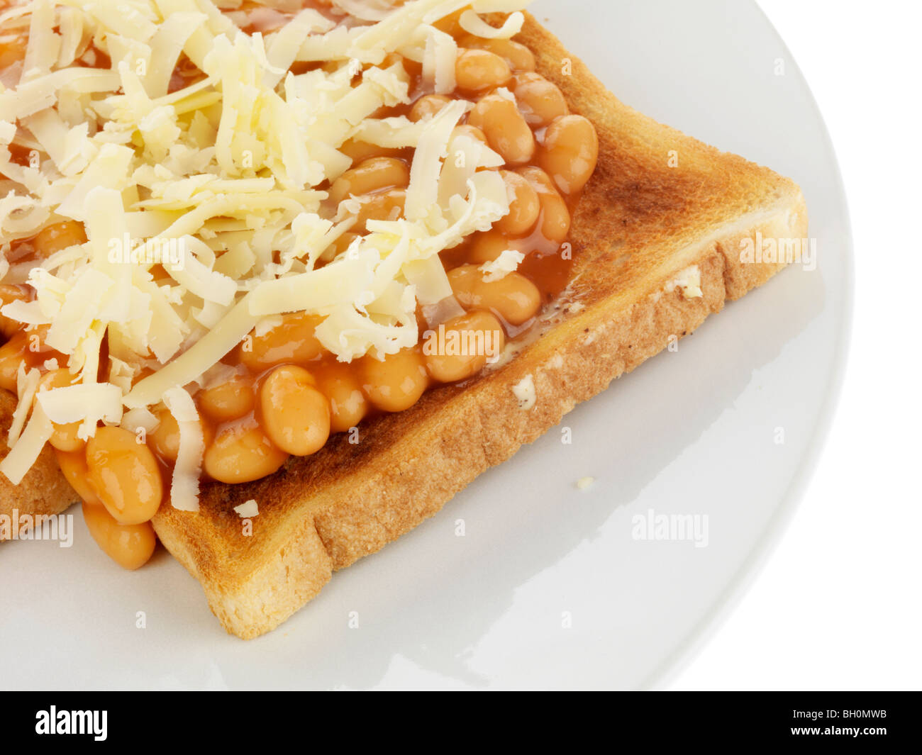 recipe: beans on toast with cheese [7]