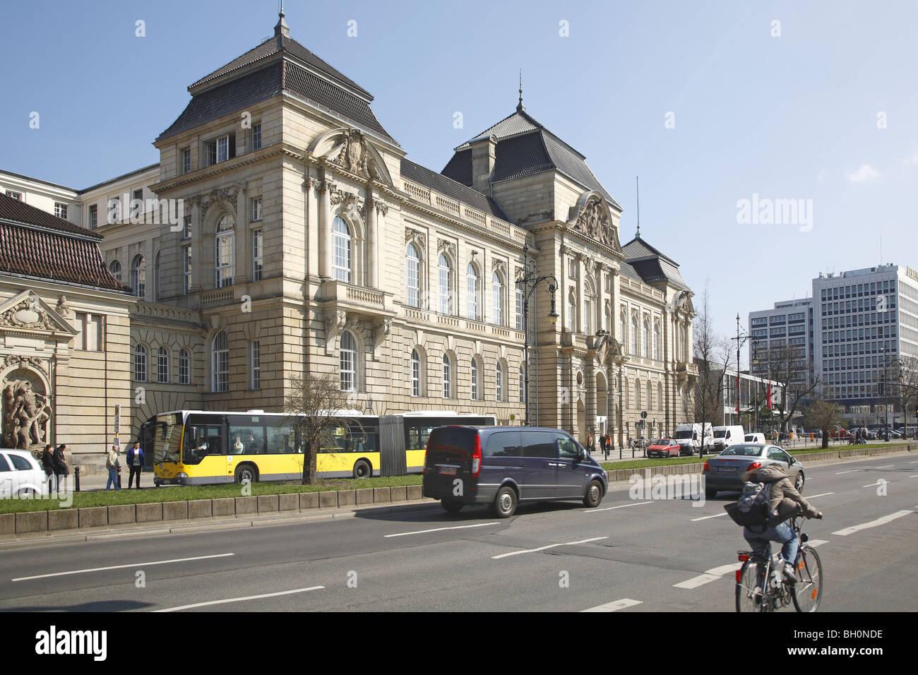 Berlin HDK Hochschule Der Kuenste Künste Academia Akademy College University Of Art - Stock Image