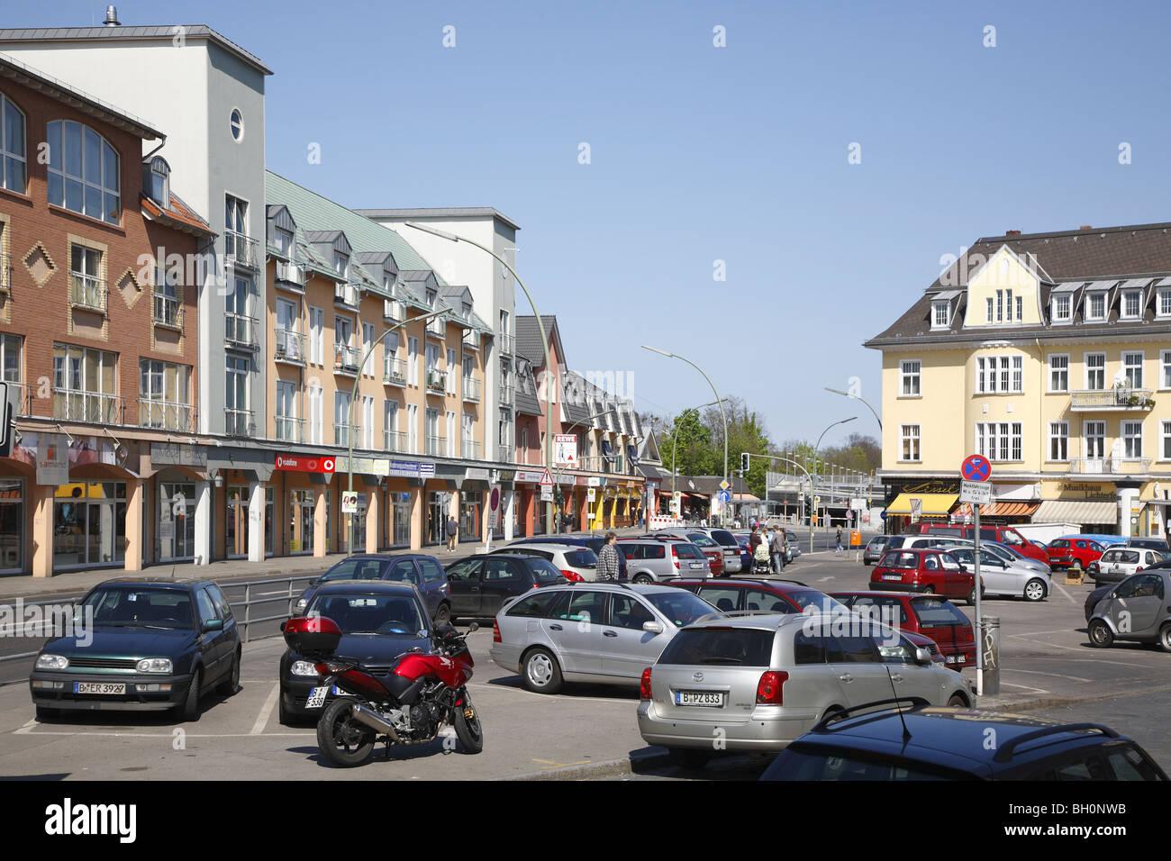 Berlin Lichterfelde Ost - Stock Image