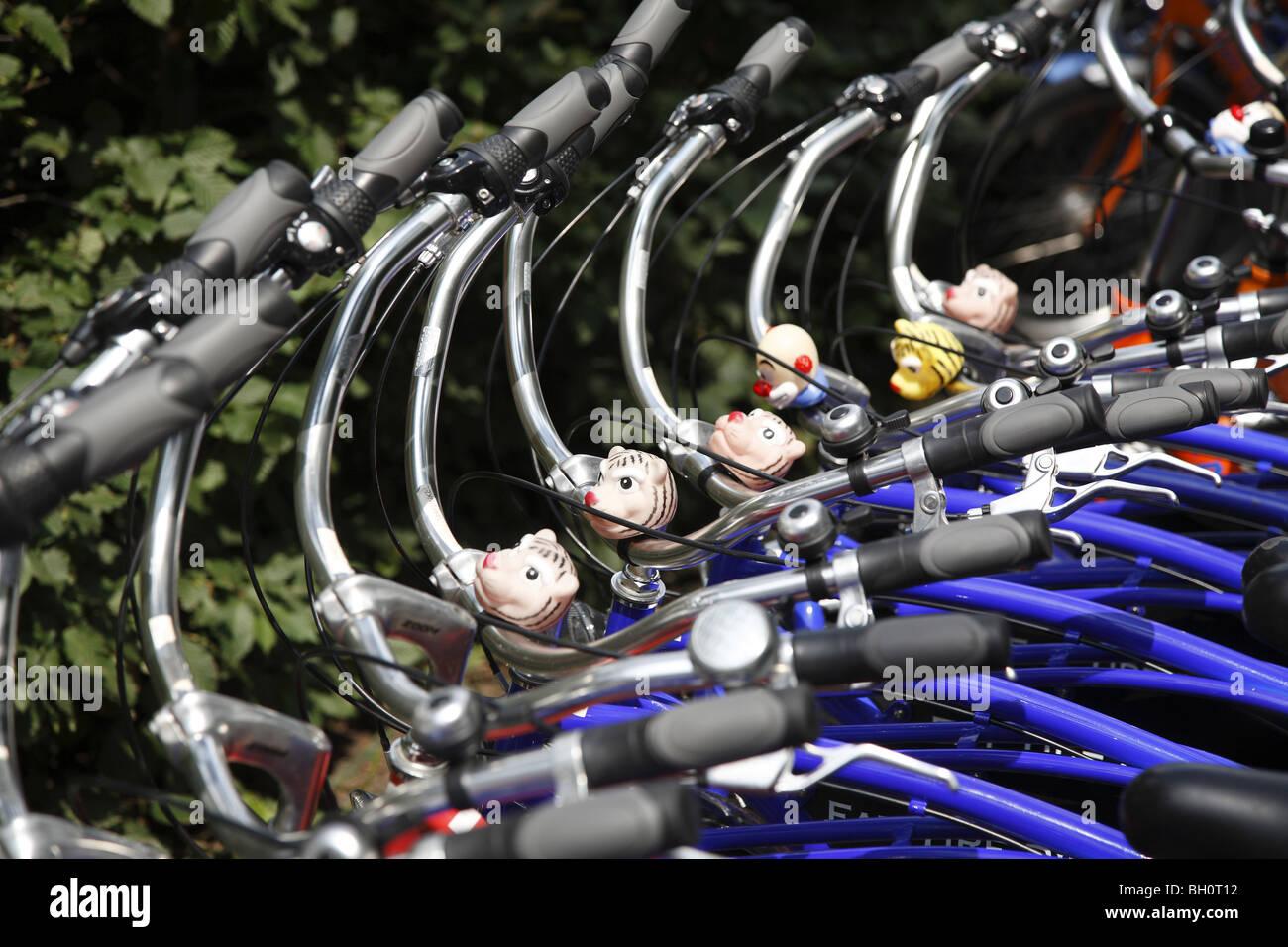 Berlin Tiergarten Stock Photo