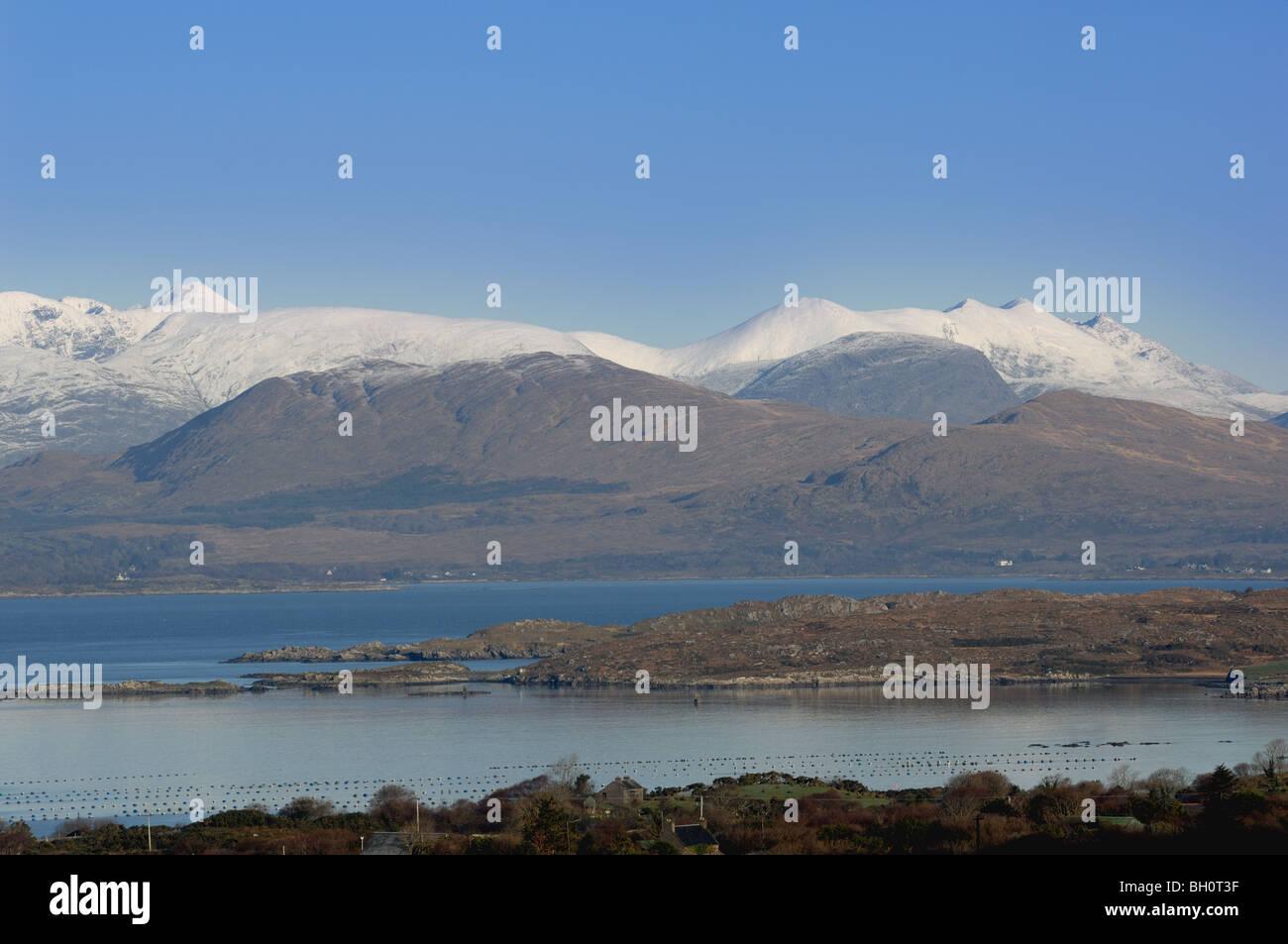 County Kerry, Ireland - Stock Image