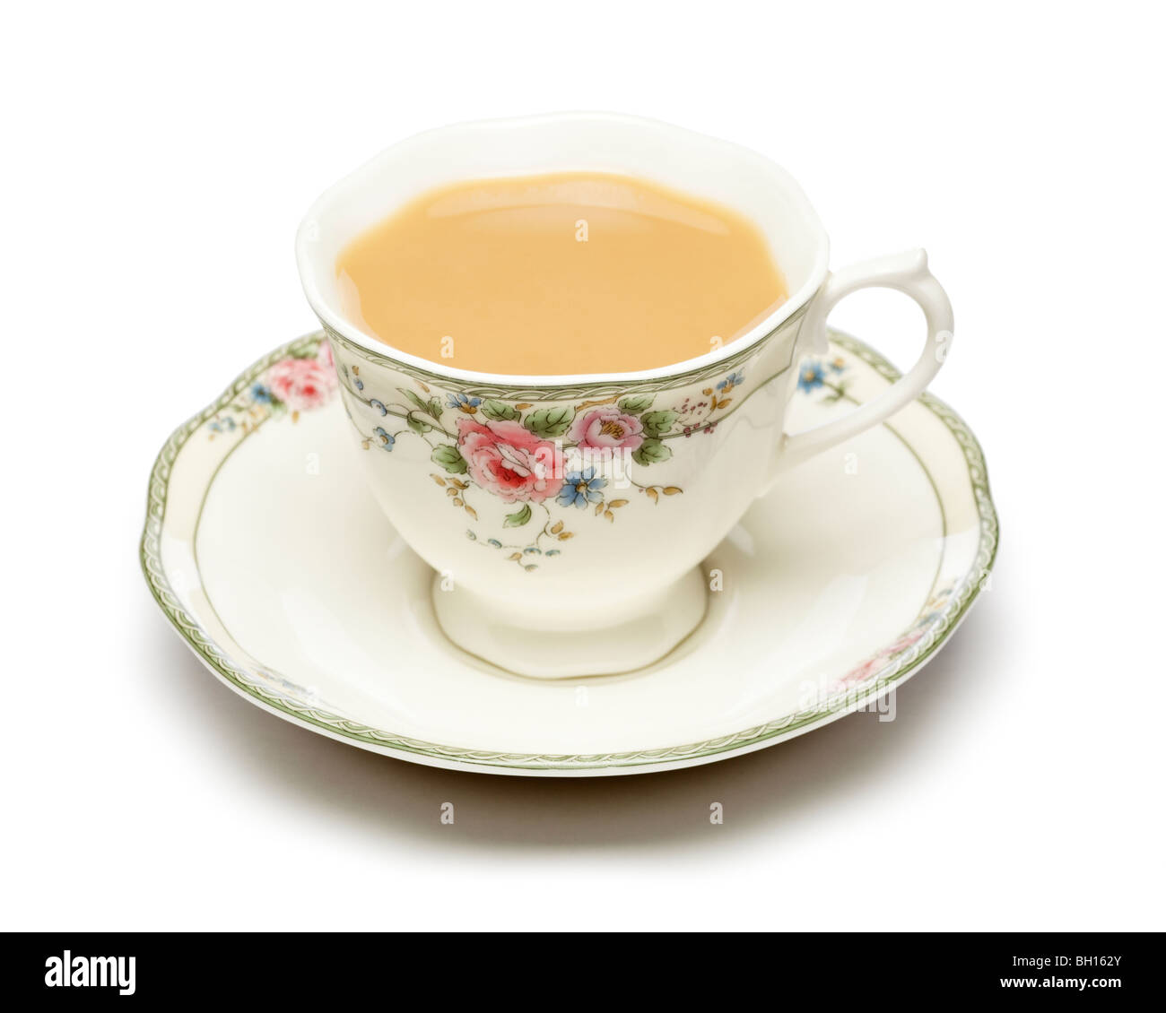Cup of tea - Stock Image