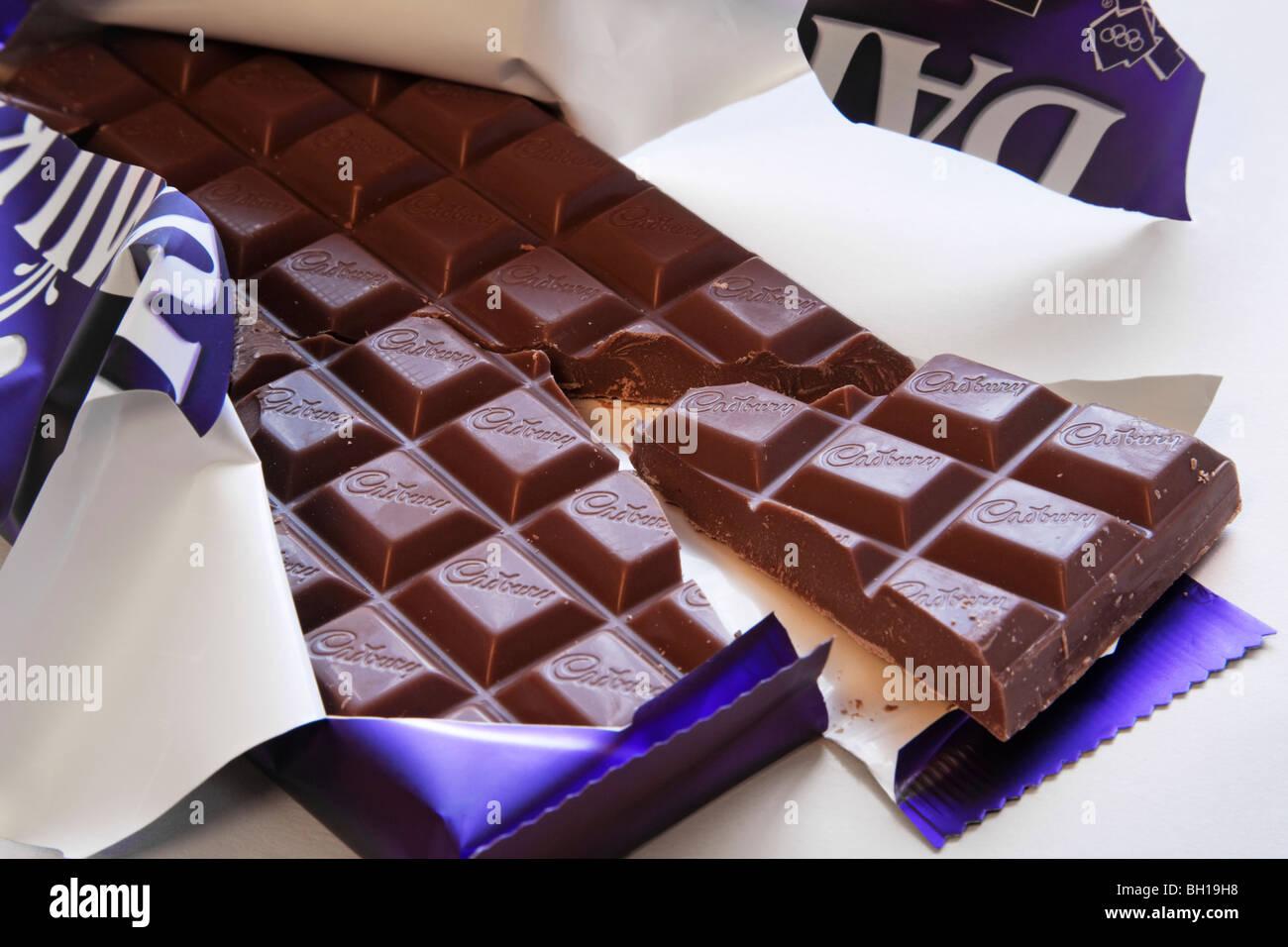 Dairy Milk Chocolate Stock Photos Dairy Milk Chocolate Stock
