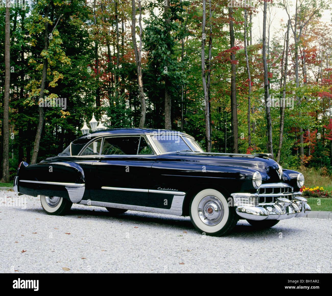 Cadillac Series 62 Stock Photos Images 1951 Coupe Deville For Sale Vintage De Ville Car Waterloo Quebec Canada