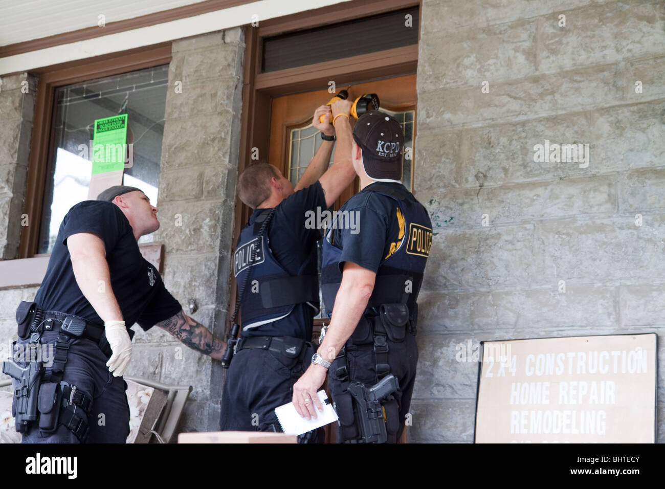 Search Warrant Stock Photos & Search Warrant Stock Images