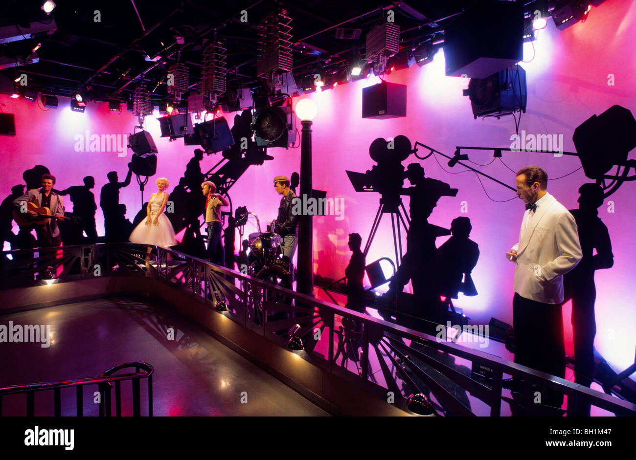 Europe, Great Britain, England, London, Madame Tussauds - Stock Image