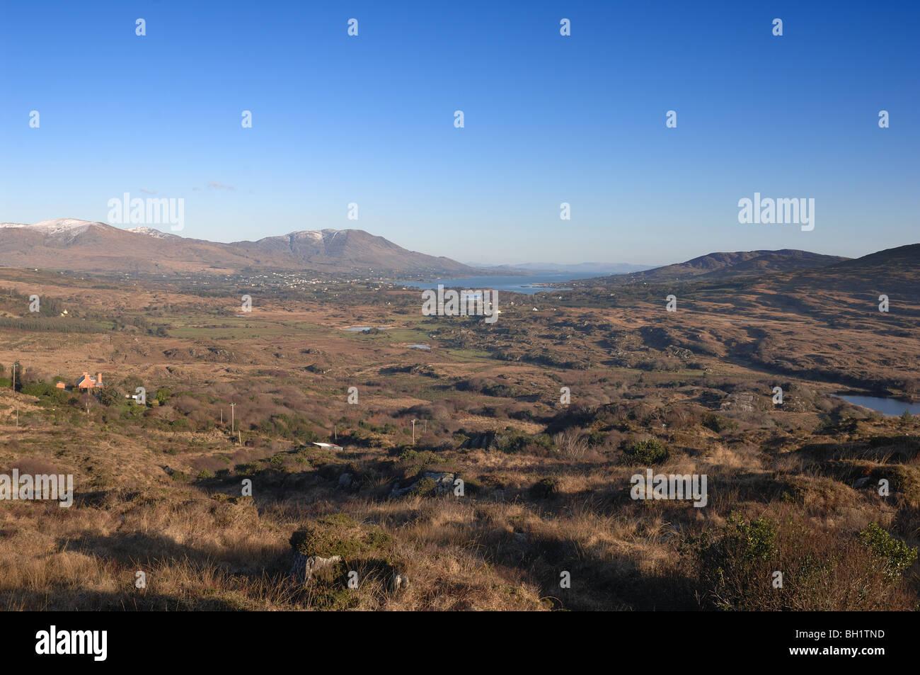 Bantry Bay, Ireland - Stock Image