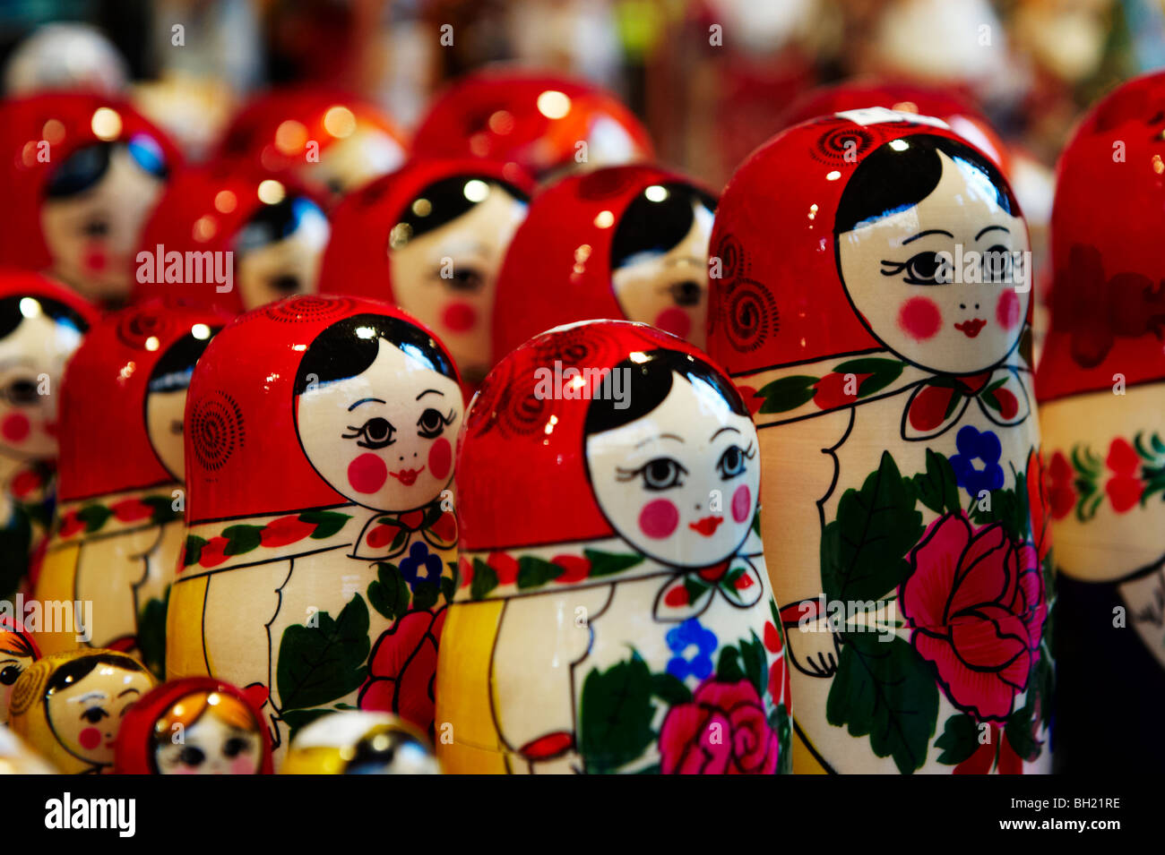Christmas Markets Berlin Germany - Stock Image