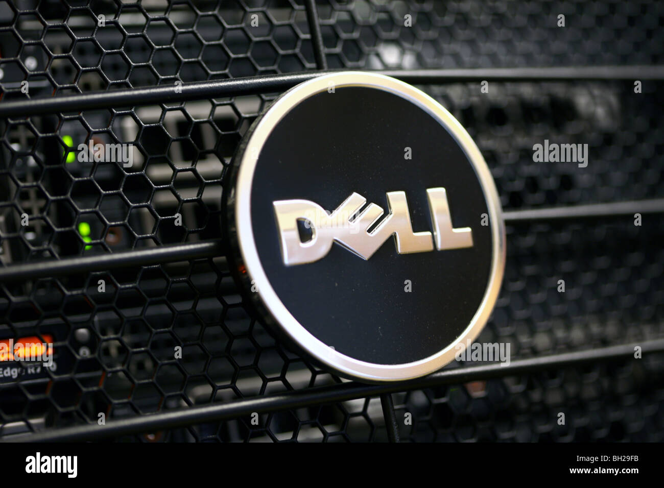 Dell Computer Logo Dell Computer Stock Photos Dell Computer Logo