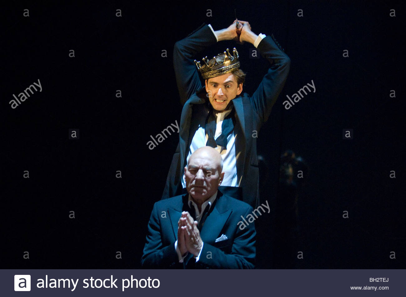 Hamlet  by William Shakespeare. - Stock Image