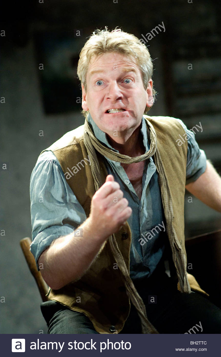 Ivanov by Chekhov,a new version adapted by Tom Stoppard,directed by Michael Grandage - Stock Image