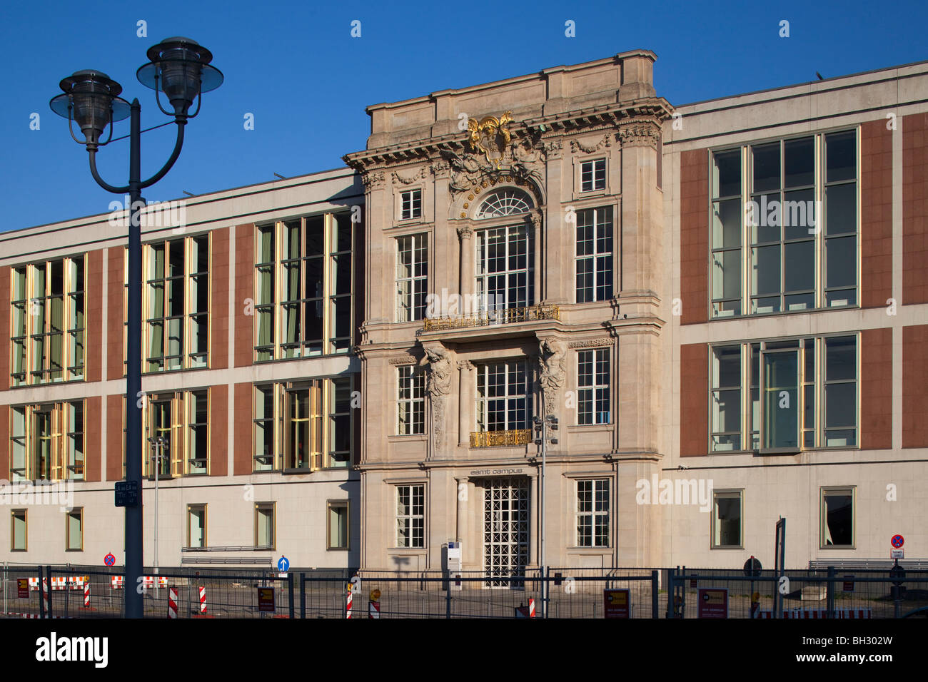The Council of State building of the former GDR, Berlin, Germany - Stock Image