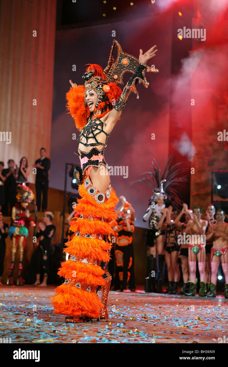 Europe Spain Canary Islands Grand Canary Las Palmas Carnival Stock Photo Alamy