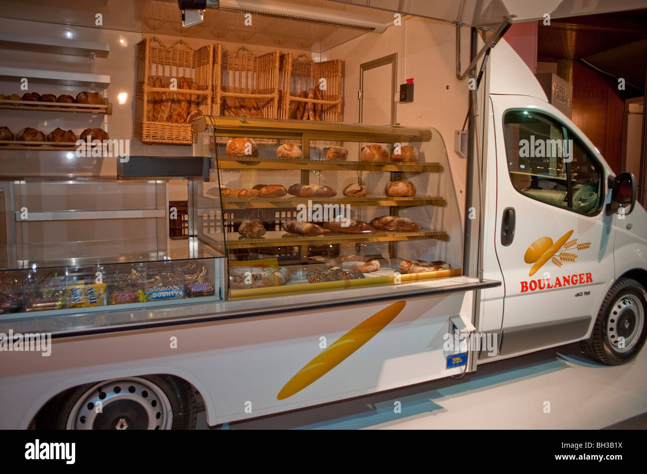 Marais Food Truck