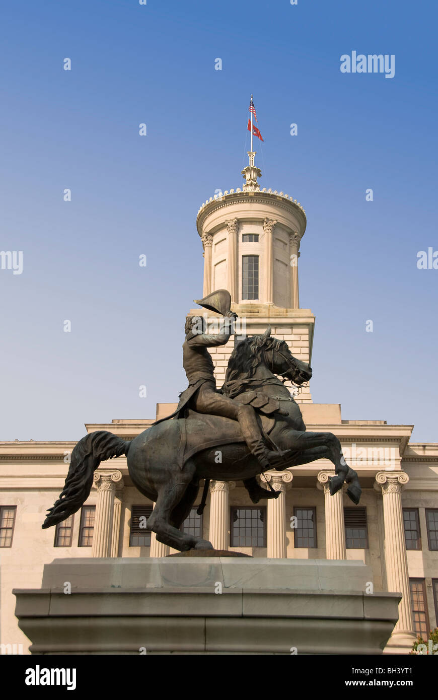 Statue Horse State Capitol Building Stock Photos Amp Statue