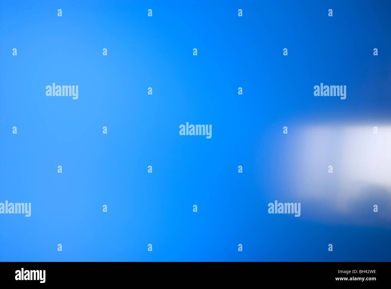 FLAT SCREEN TV BACKGROUND - Stock Image