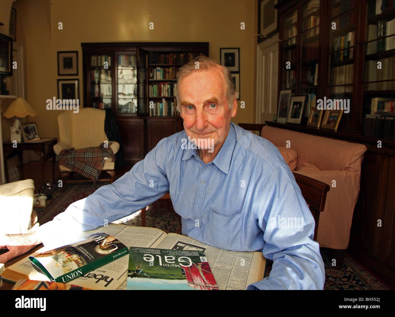John Mulcahy, Irish Editor, Irish Arts Review - Stock Image