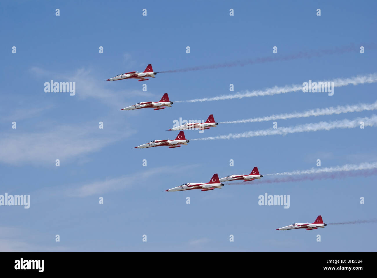 Jet fighters - Stock Image