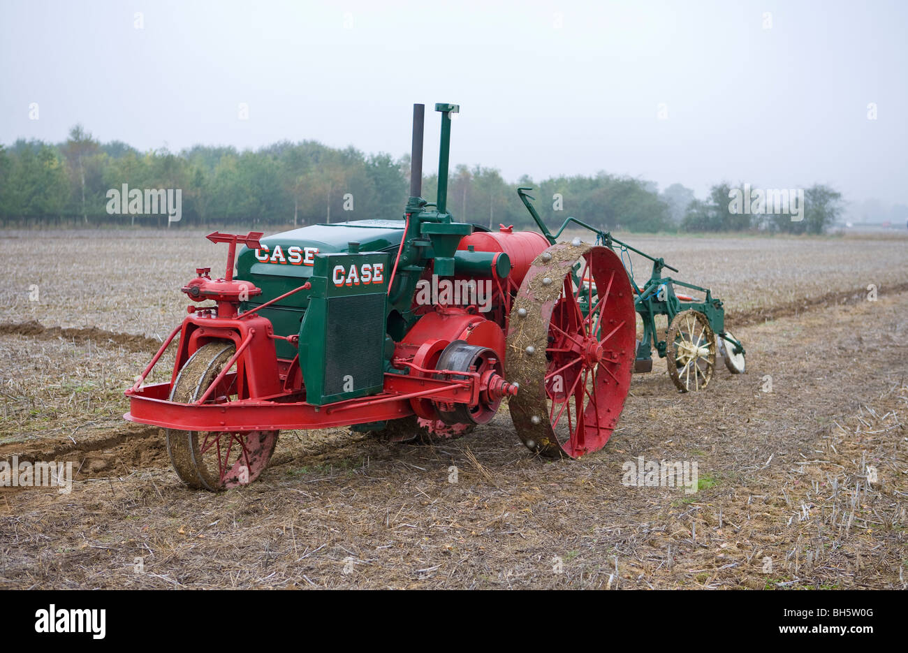 How to Operate Your CASE 10-20 Tractor