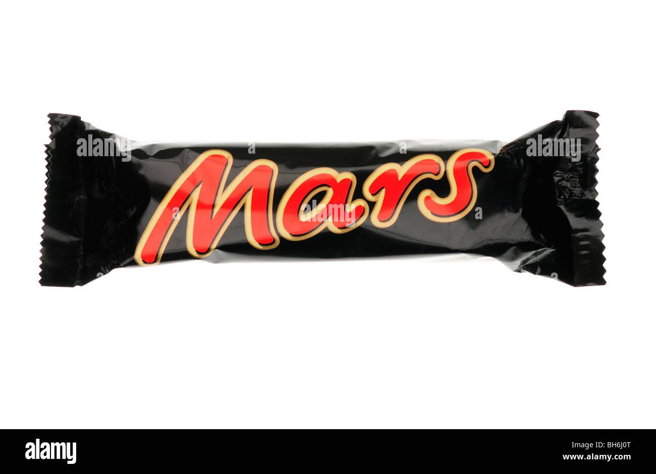 Mars Bar - Stock Image