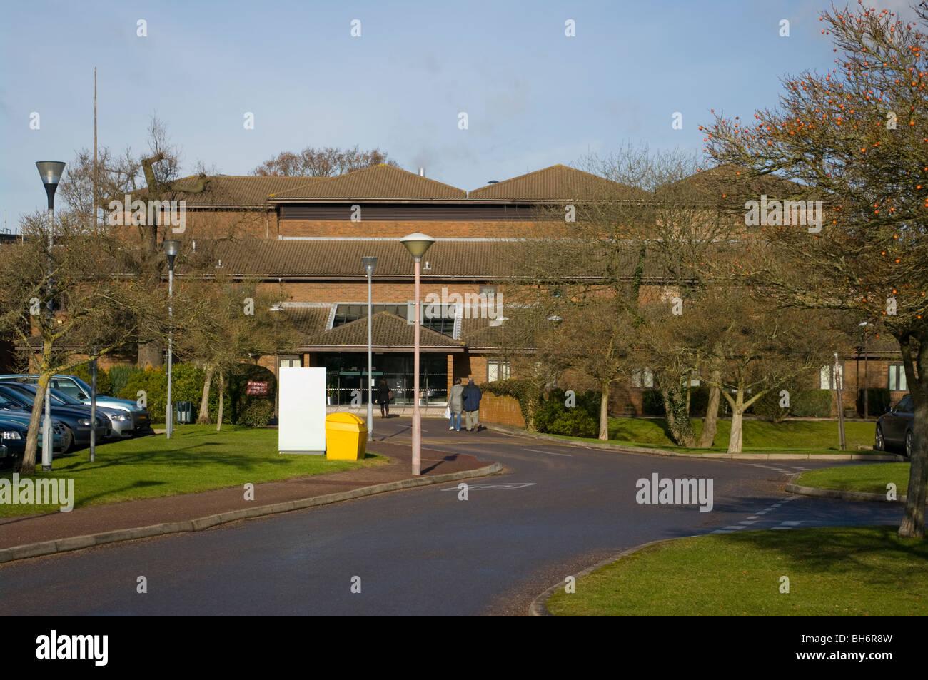Spire Gatwick Park Private Hospital Surrey England - Stock Image