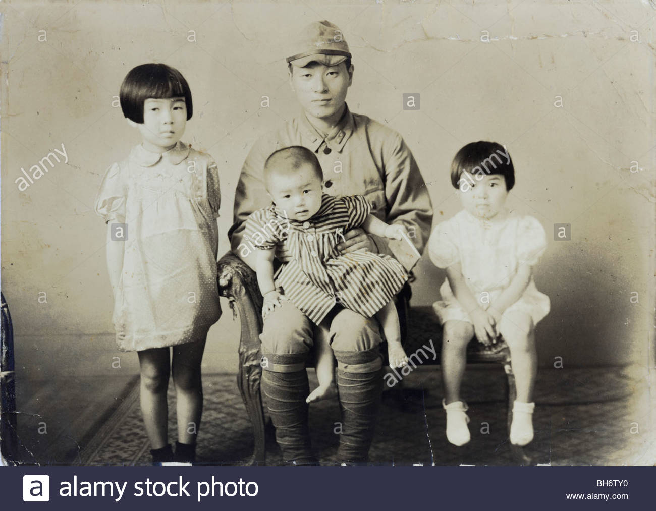 Japanese Soldier 1940s Stock Photos & Japanese Soldier ...