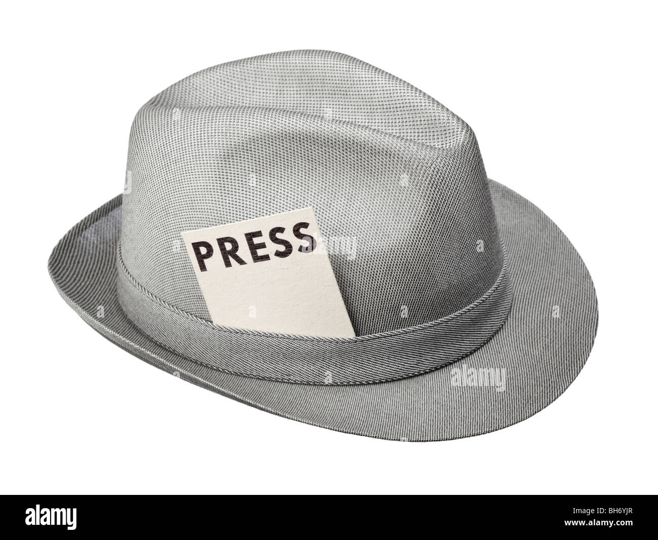 aa401513bba30 Press Card Hat Stock Photos & Press Card Hat Stock Images - Alamy