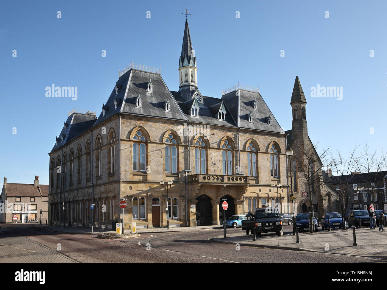 Bishop auckland durham united kingdom