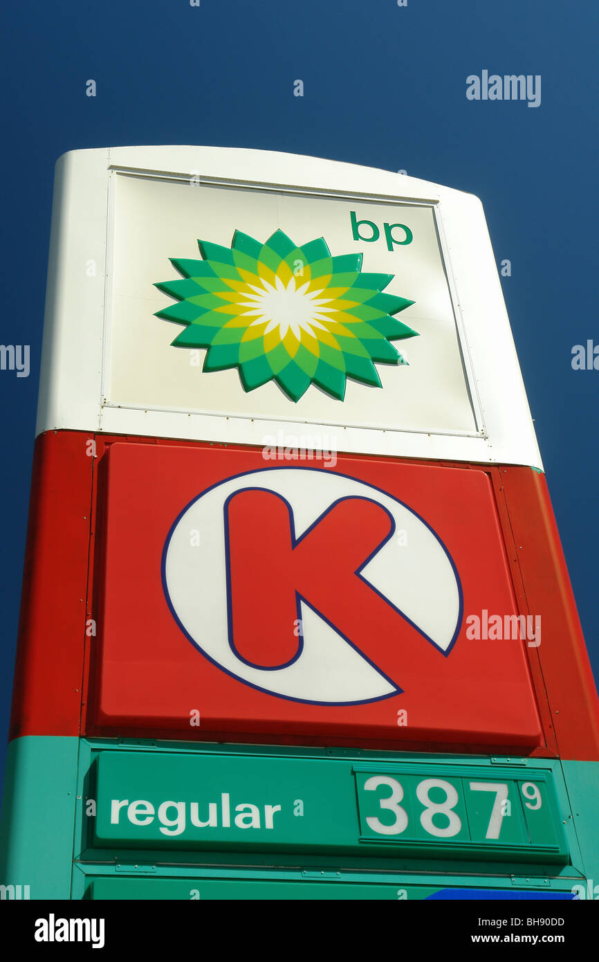 Circle K Gas Prices >> Ajd64983 Bp Gas Station Circle K Sign Gas Prices Il