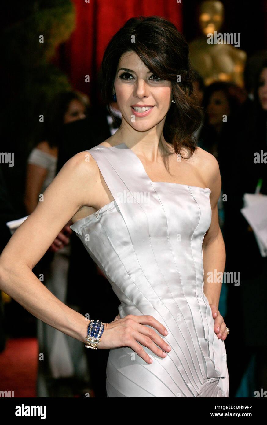 MARISA TOMEI ACTRESS KODAK THEATRE  HOLLYWOOD  USA 22/02/2009 - Stock Image