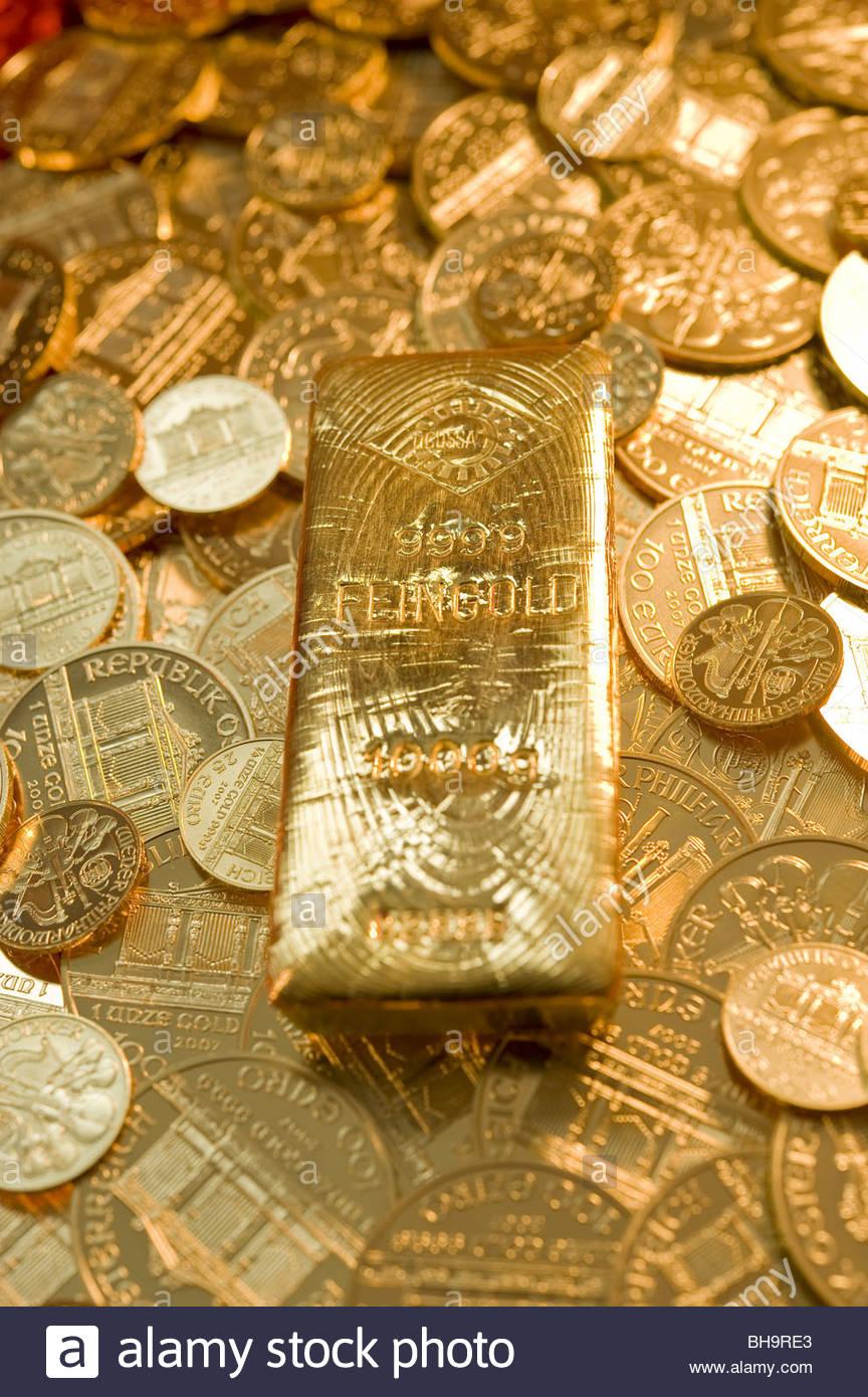 Gold Bar Safe Stock Photos Gold Bar Safe Stock Images Alamy