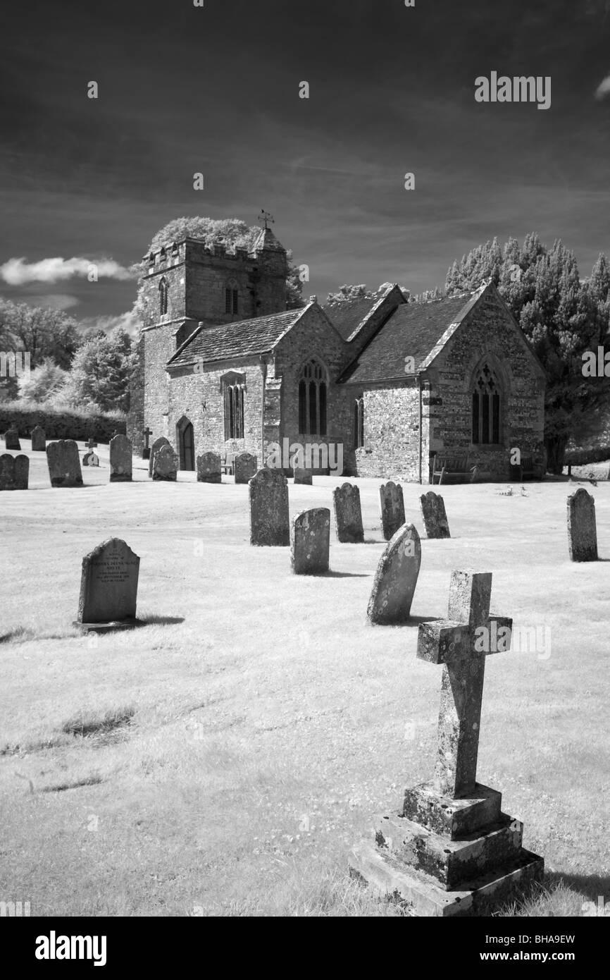 church in Dorset, England, UK Stock Photo