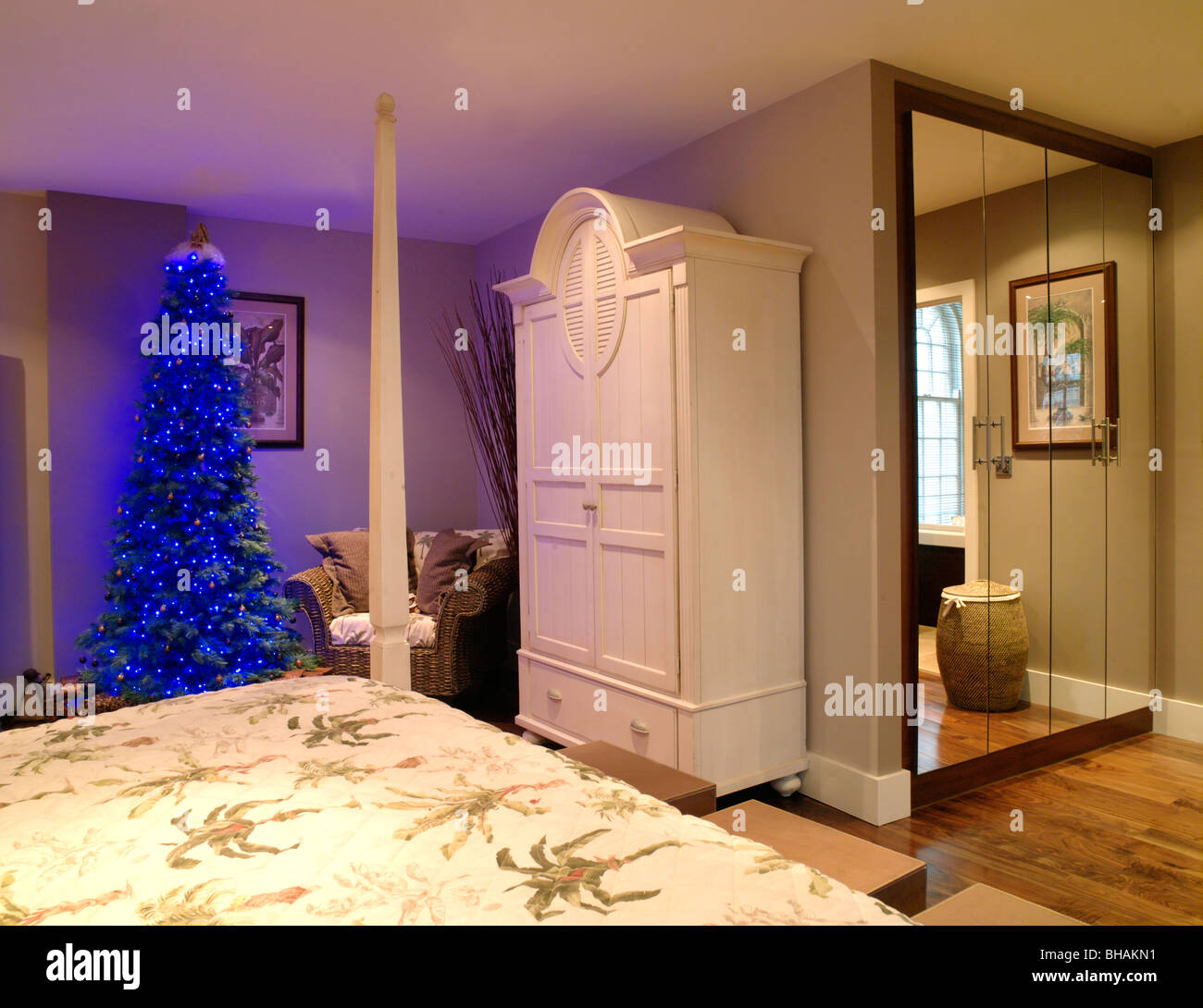 Christmas images. Including Christmas dining tables,front doors,snowy houses,mantlepieces,decorations,trees,wreaths,fireplaces, Stock Photo