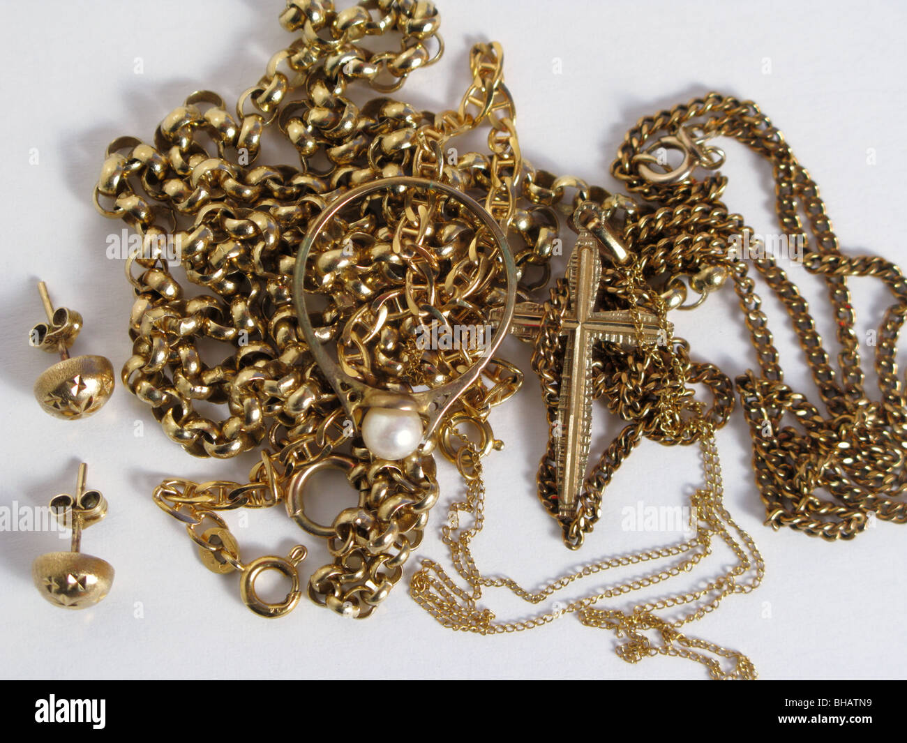 2019 year for lady- Jewellery Gold pile
