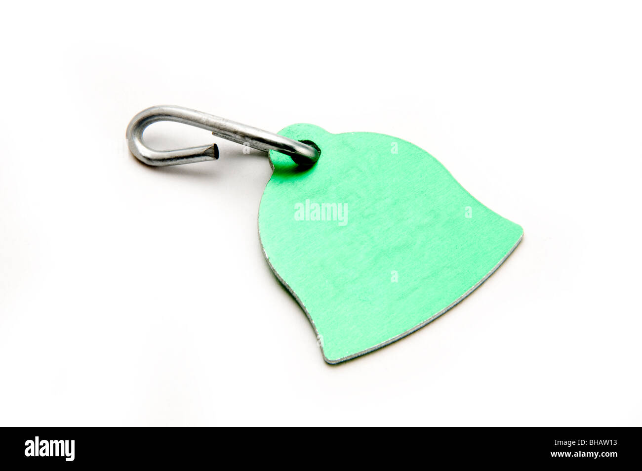 pet tag - Stock Image