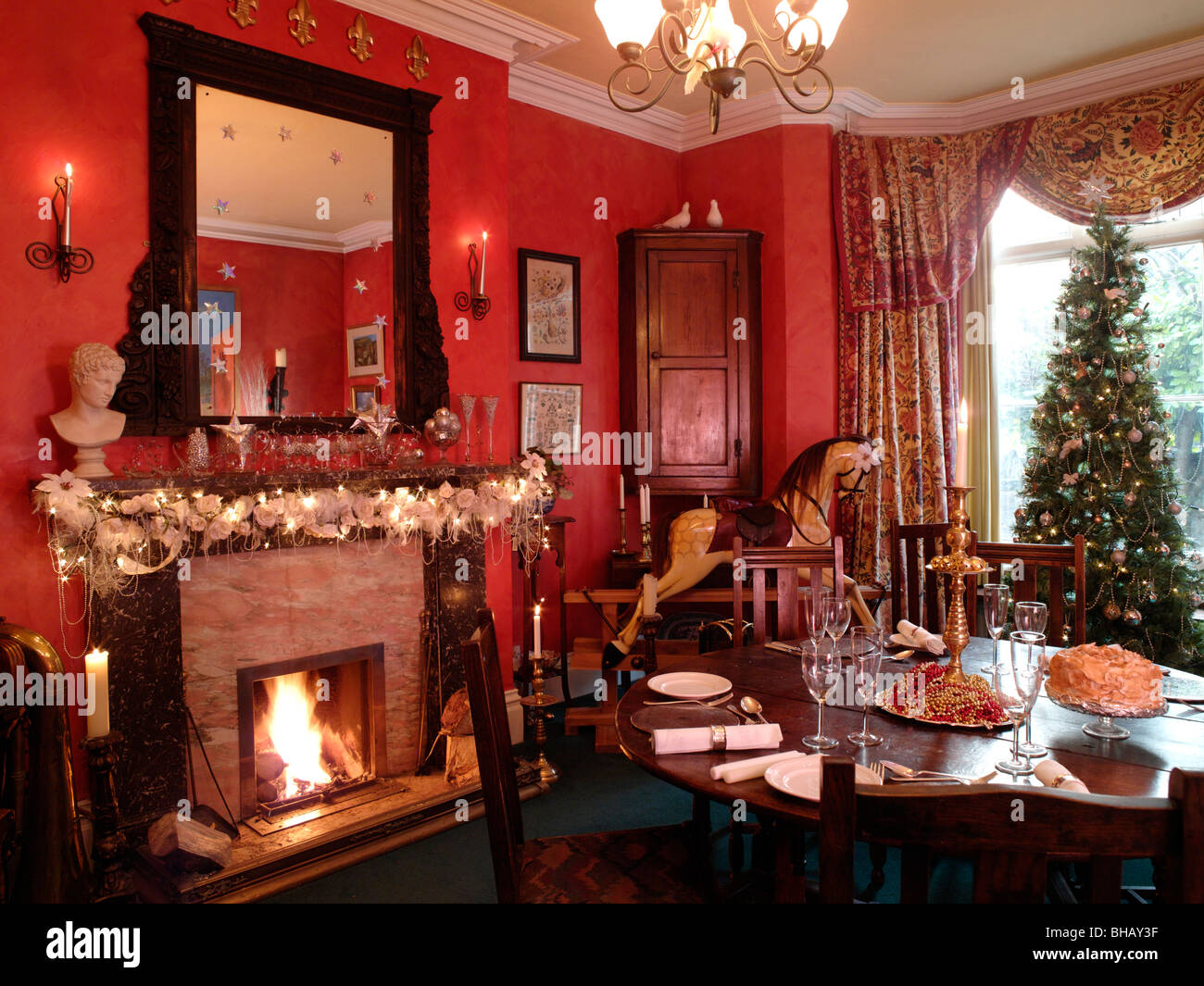 Weihnachtsbilder Usa.Christmas Images Including Christmas Dining Tables Front Doors