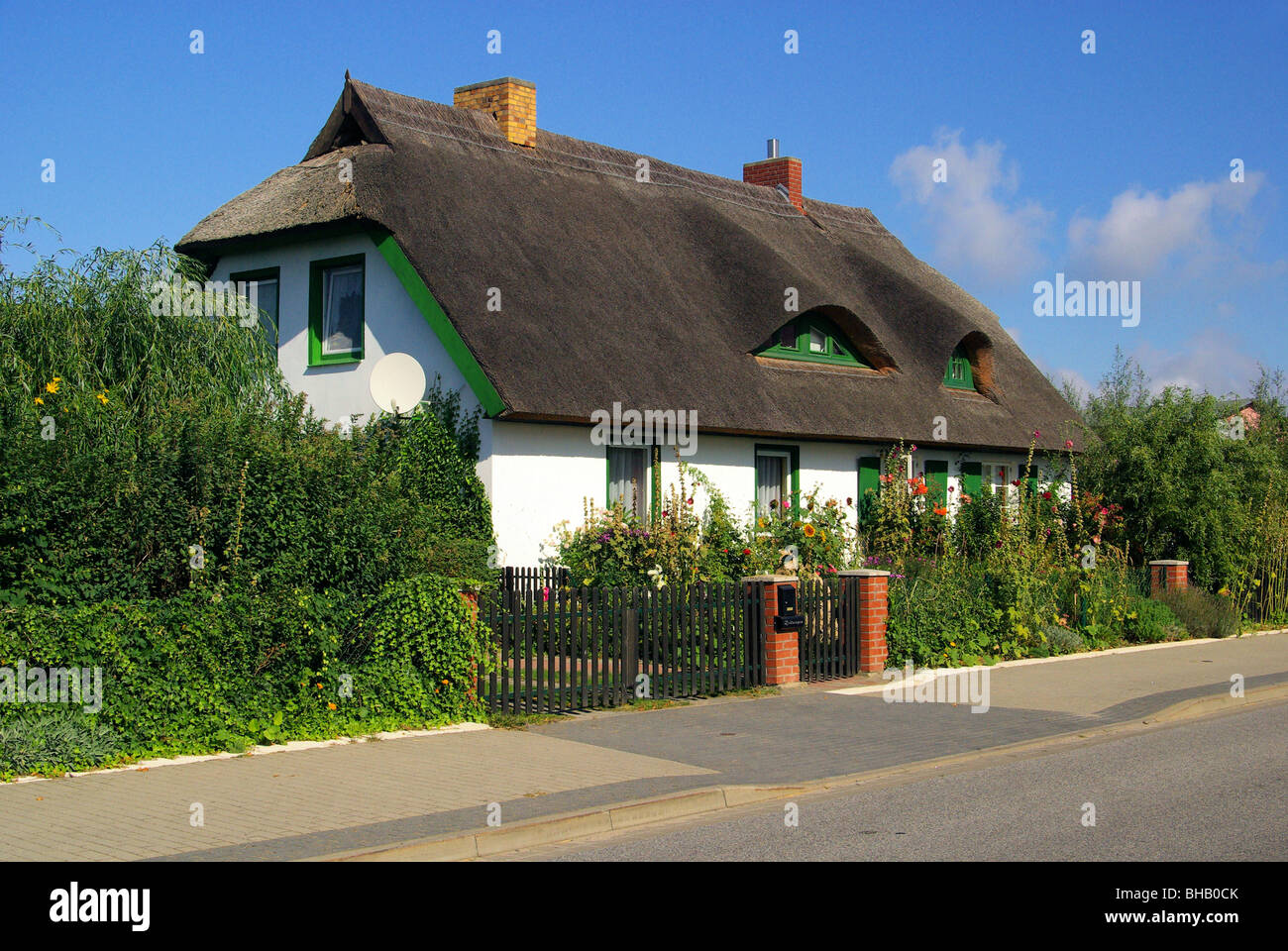 Bauernhaus - farmhouse 05 - Stock Image