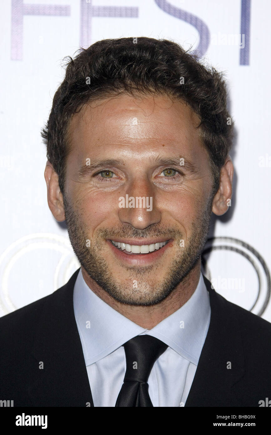 MARK FEUERSTEIN AFI FEST 2008 DEFIANCE PREMIERE HOLLYWOOD LOS ANGELES CA USA 09 November 2008 - Stock Image