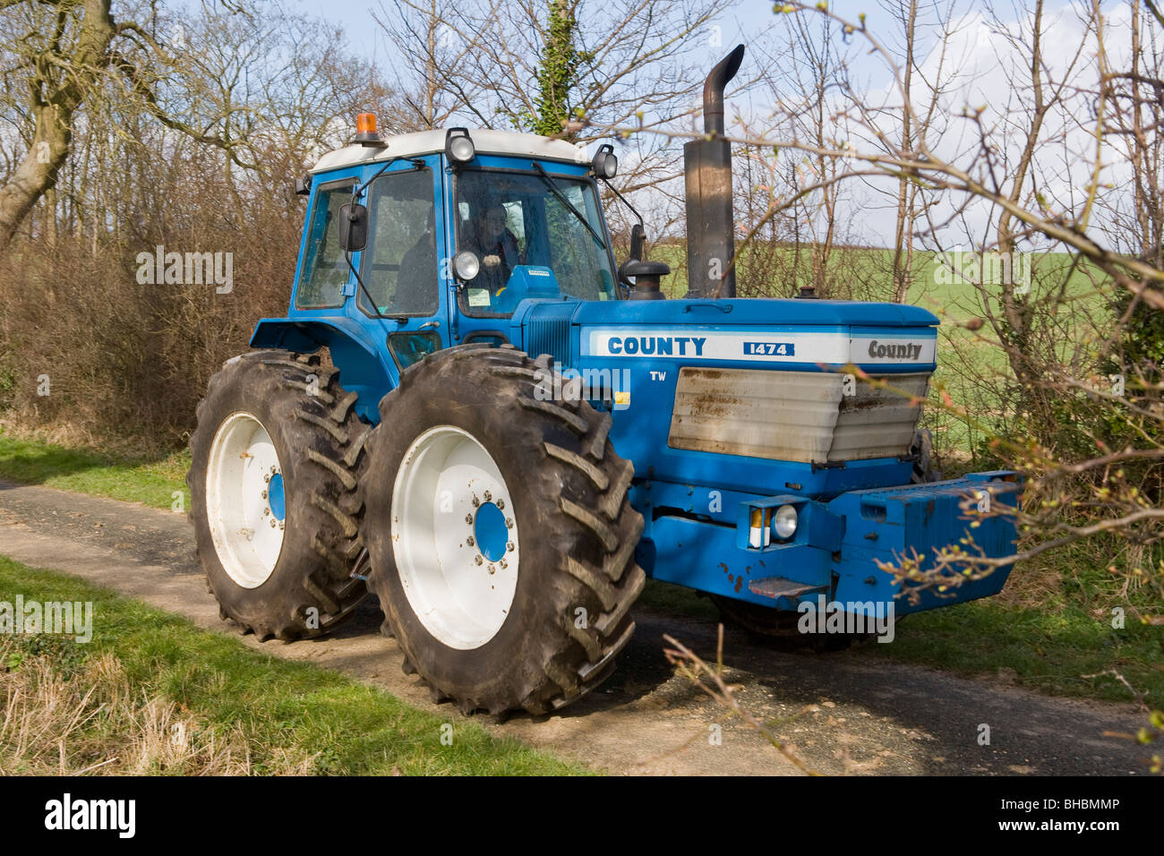Ford County 1474 Tractor
