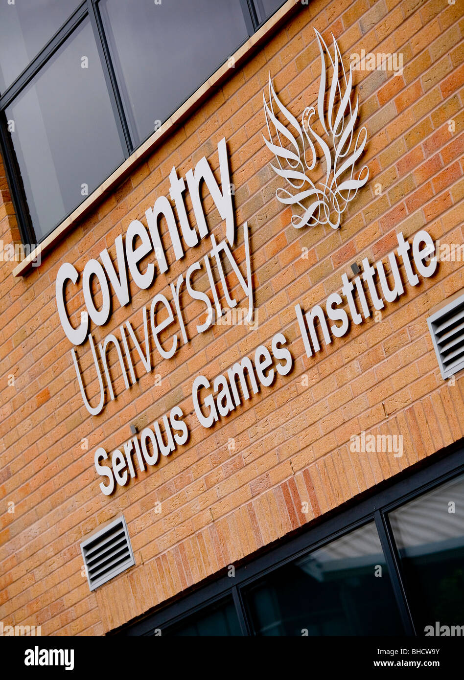 Coventry University Technology Park. Serious Games Institute. - Stock Image