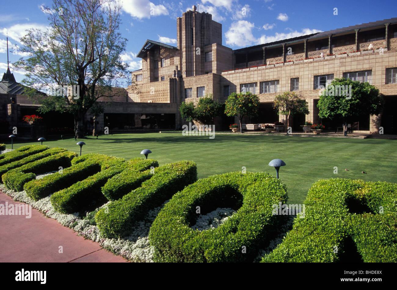 Biltmore Hotel Phoenix Arizona Frank Lloyd Wright Architect